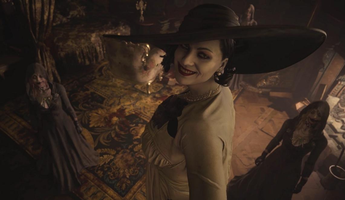 """Куча оружия, элементы из прошлых частей и другие детали """"Resident Evil Village"""""""