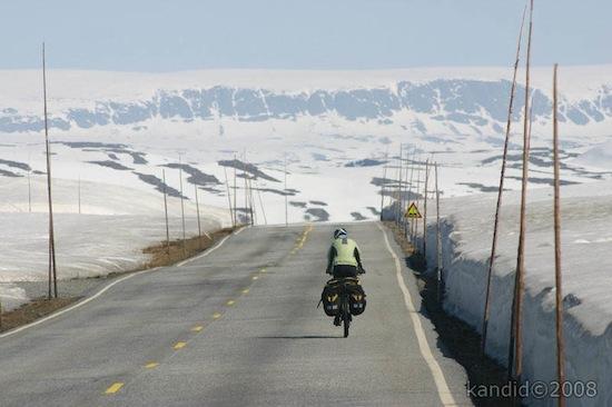 Хорошие дороги Норвегии