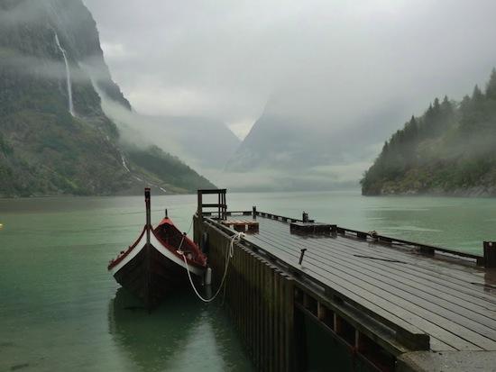 Норвеги любят и ценят море
