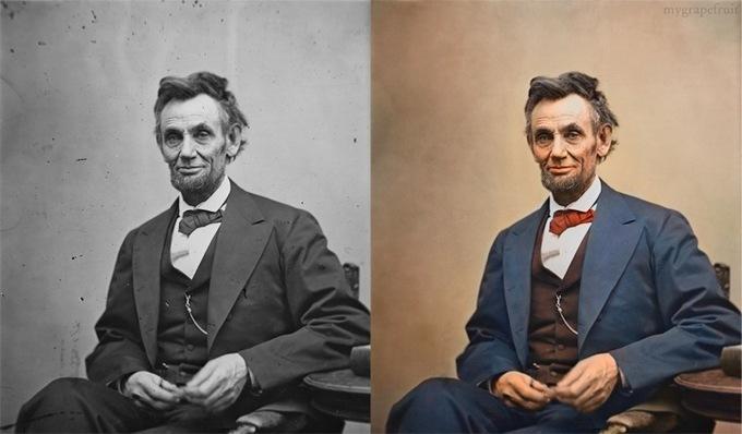Абраам Линкольн