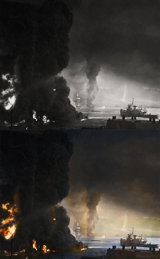 Атака на Пёрл-Харбор, 7 декабря 1941 года