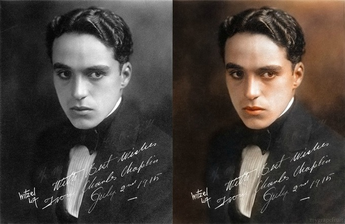 Чарльз Спенсер «Чарли» Чаплин