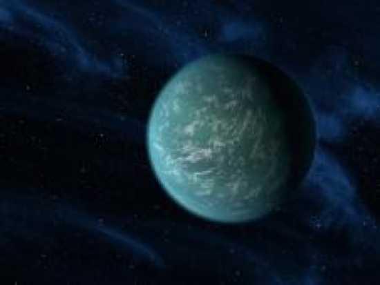 Первая планета в обитаемой зоне
