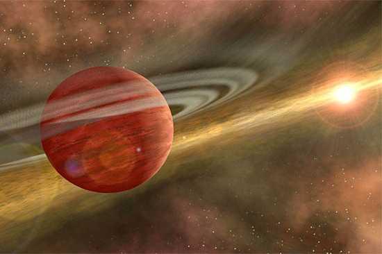 первые экзопланеты
