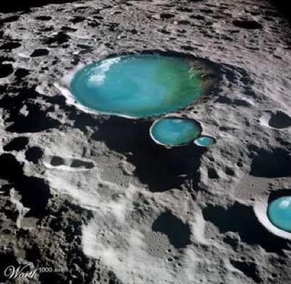 На Луне найдена вода