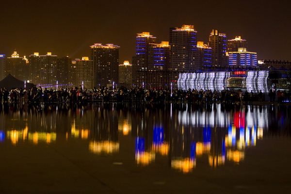 World Expo Shanghai 2010 - City Skyline