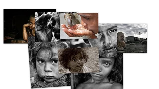 Лица Бедности