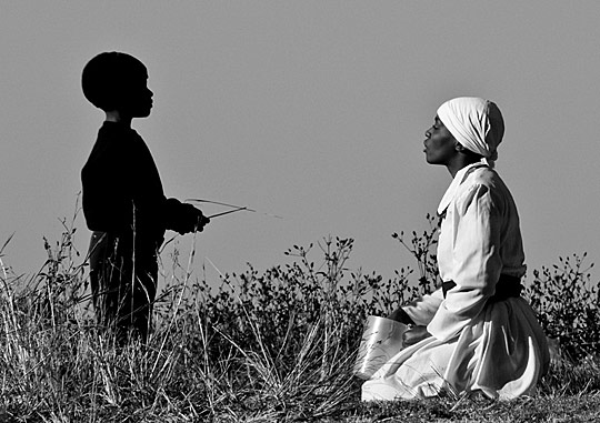 Африканская молитва