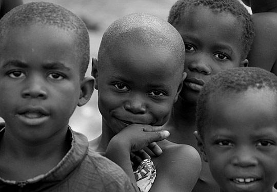Лицо Африки
