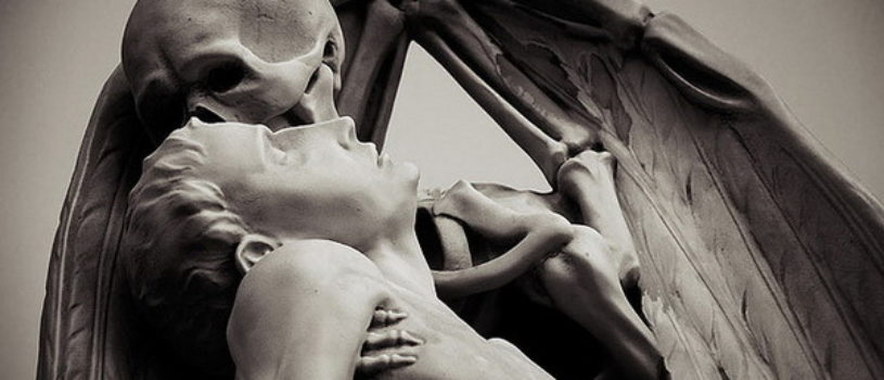 Поцелуй смерти.