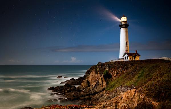 Pigeon Point Lighthouse. фото:Everaldo Coelho