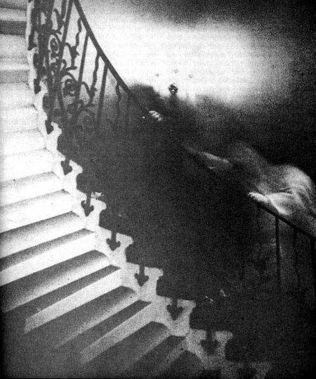 Призрак тюльпановой лестницы