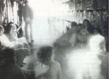 10 Самых страшных изображений и записей призраков