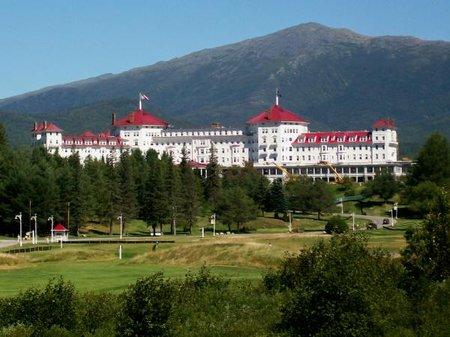 Отель рядом с горой Вашингтон