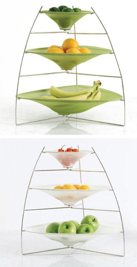15 Креативных ваз для фруктов