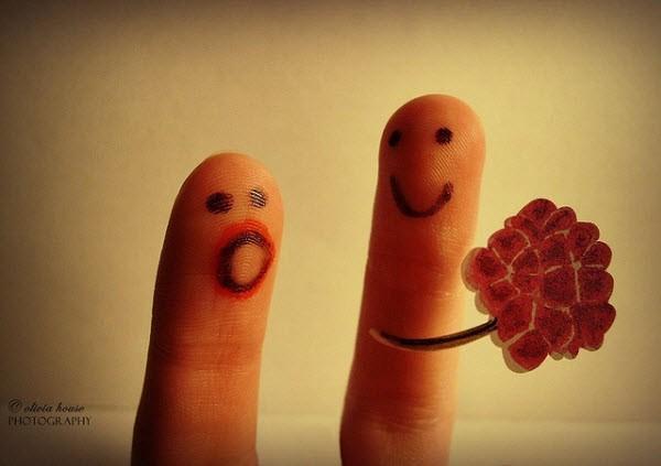 mr finger's big surprise