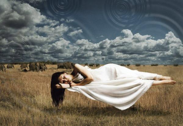 Реальность проникает в наши сны