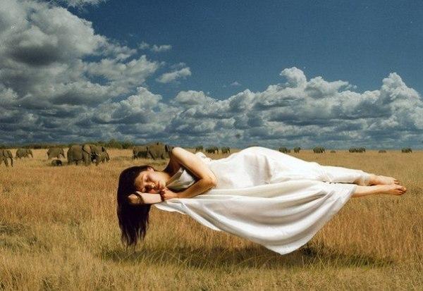 Мы видим во снах только то, что уже видели раньше