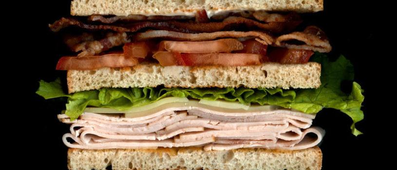 Джон Чонко: Сэндвичи в разрезе