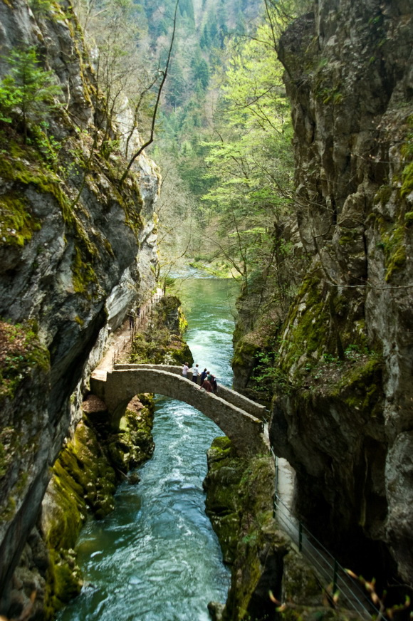 Ущелье Areuse