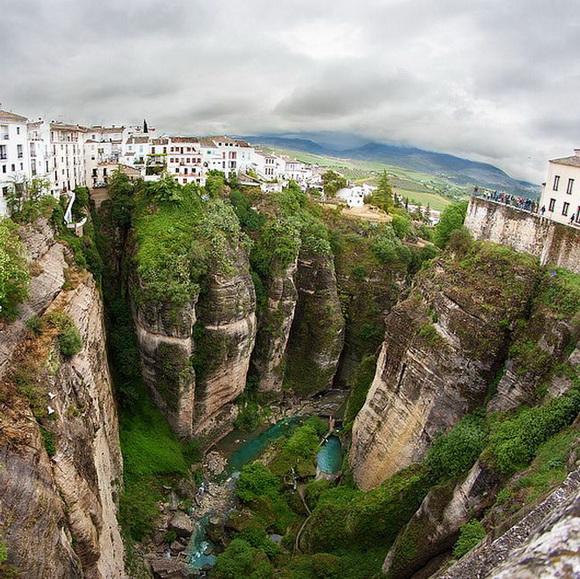 Ущелье Эль-Тахо