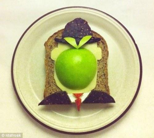 Креативные завтраки для позитивных людей 11