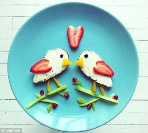 Креативные завтраки для позитивных людей 12