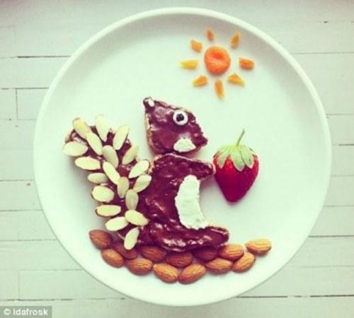 Креативные завтраки для позитивных людей 14