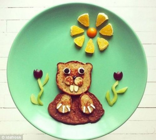 Креативные завтраки для позитивных людей 15