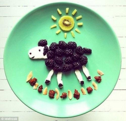 Креативные завтраки для позитивных людей 16