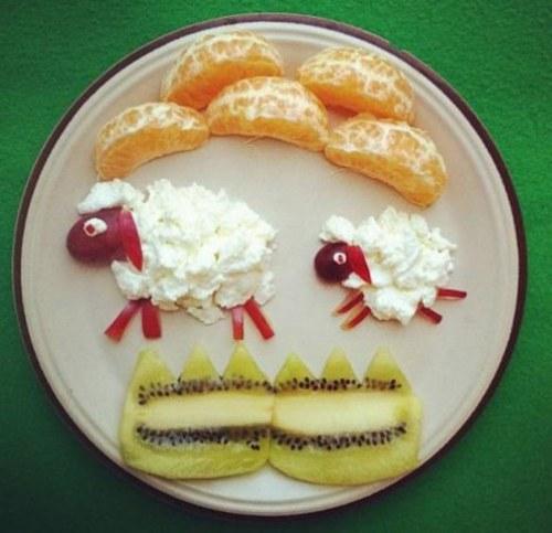 Креативные завтраки для позитивных людей 17