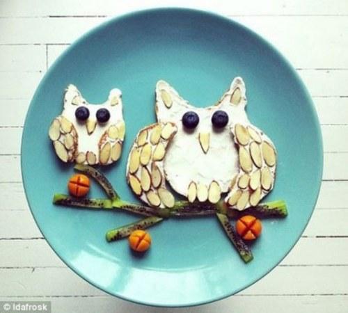 Креативные завтраки для позитивных людей 18
