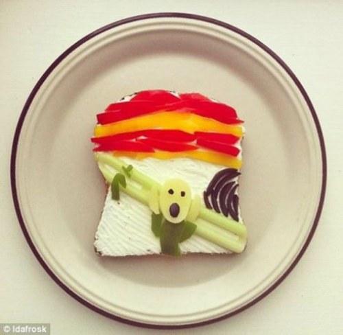 Креативные завтраки для позитивных людей 4