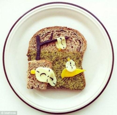Креативные завтраки для позитивных людей 6