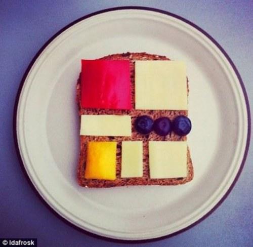 Креативные завтраки для позитивных людей 7