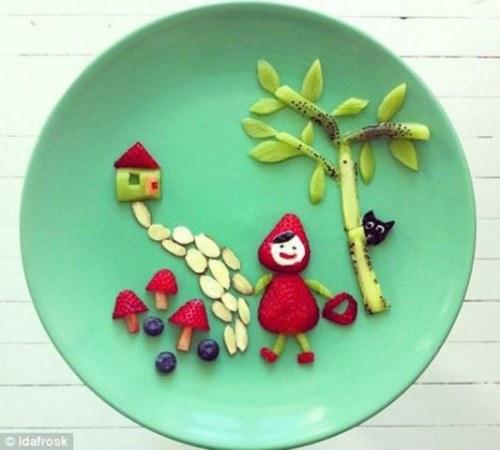 Креативные завтраки для позитивных людей 8