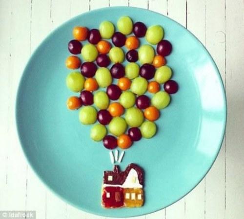 Креативные завтраки для позитивных людей 9