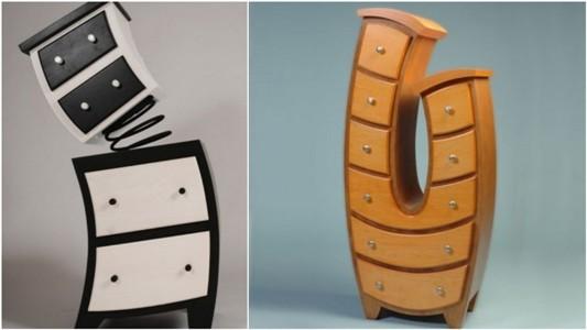 Креативная мебель от студии Straight Line Designs