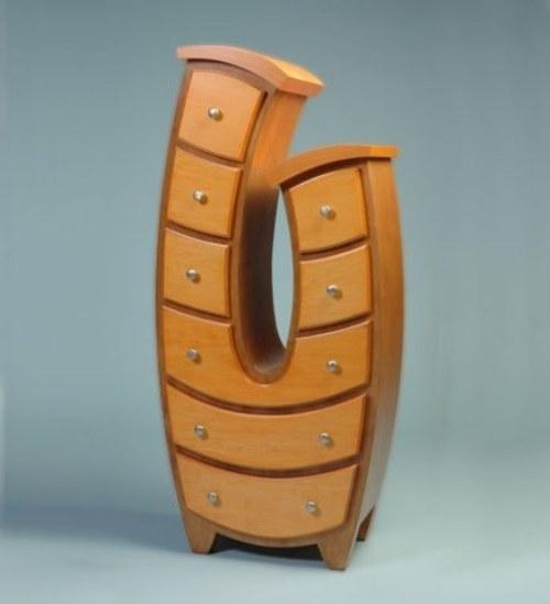 Креативная мебель от студии Straight Line Designs 19