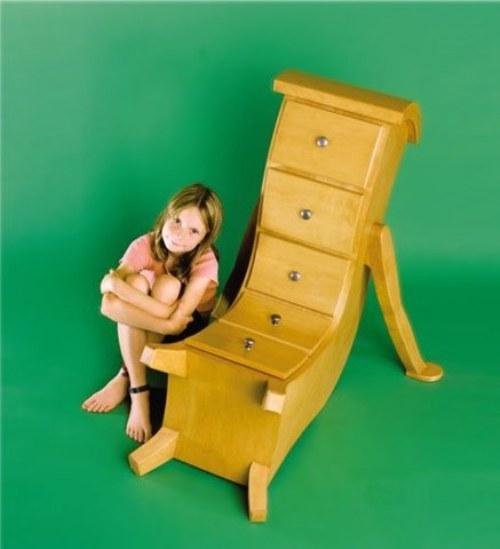 Креативная мебель от студии Straight Line Designs 8
