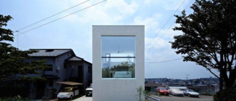 Мини-дом от студии EANA