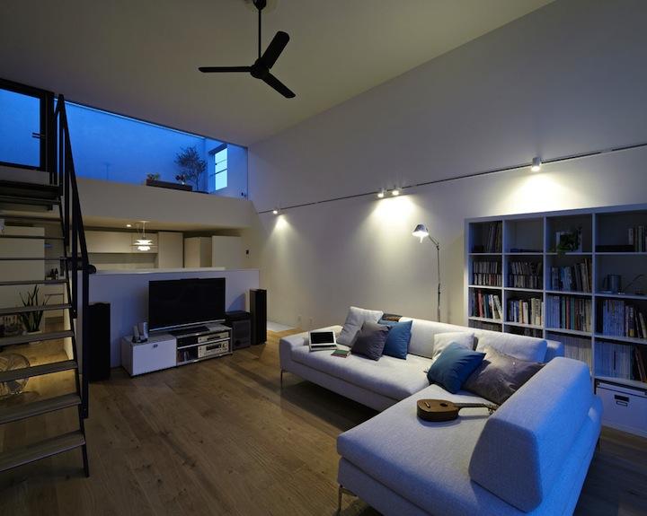 Мини-дом от студии EANA 13
