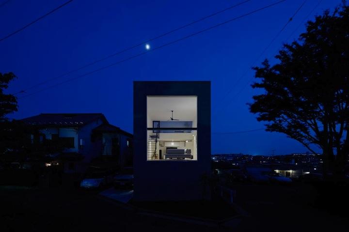 Мини-дом от студии EANA 14