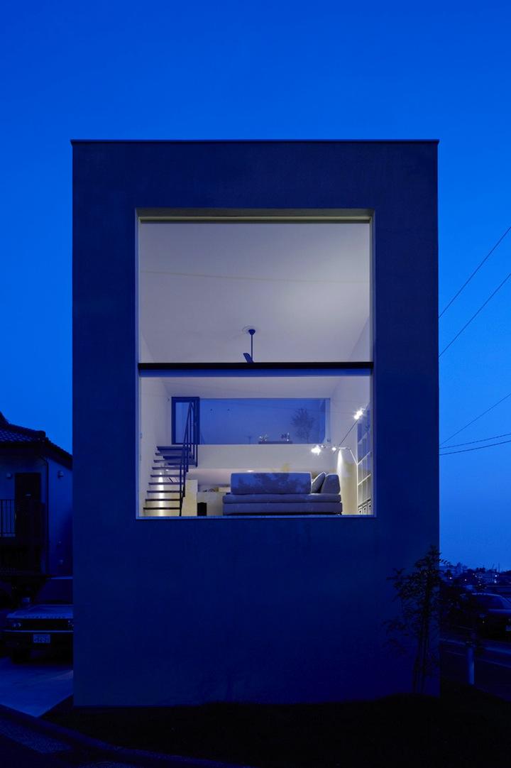 Мини-дом от студии EANA 15