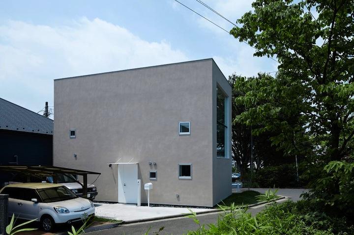 Мини-дом от студии EANA 2