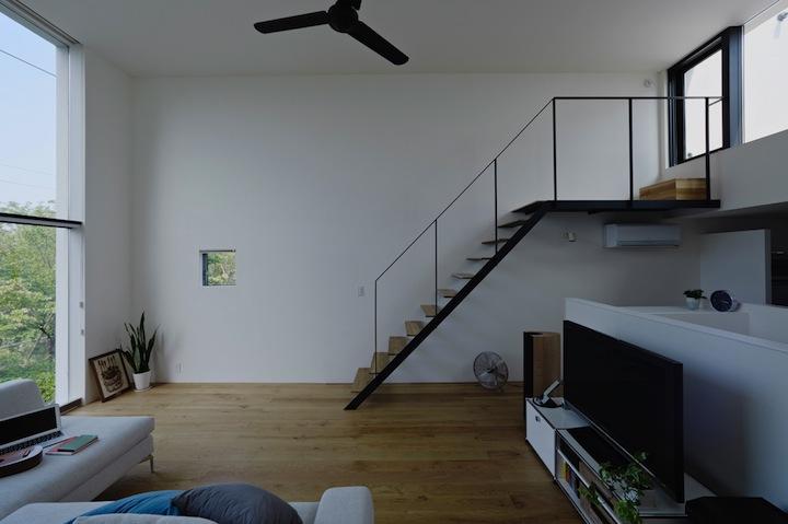 Мини-дом от студии EANA 8
