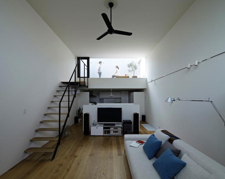 Мини-дом от студии EANA 9