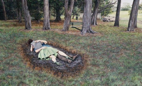 Сюрреалистические картины Лизы Адамс