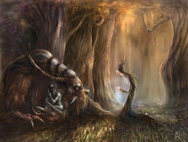 Темные фантазии Кирси Салонен 10