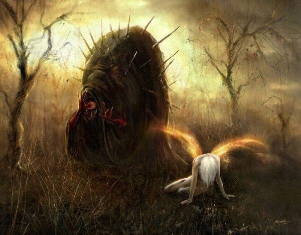Темные фантазии Кирси Салонен 13